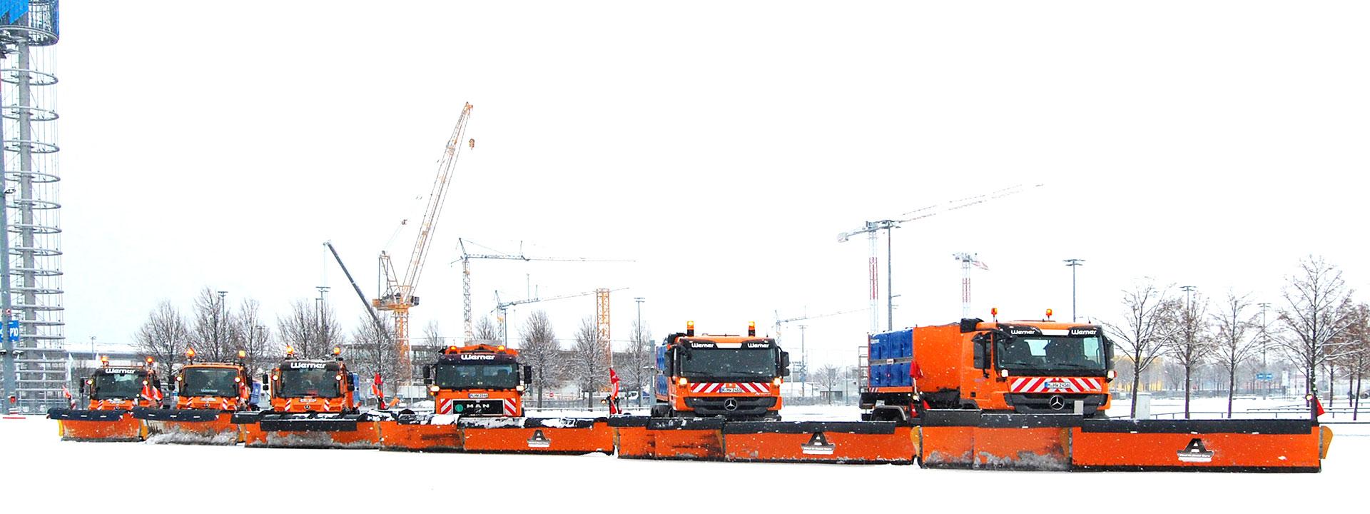 Winterdienst - Werner