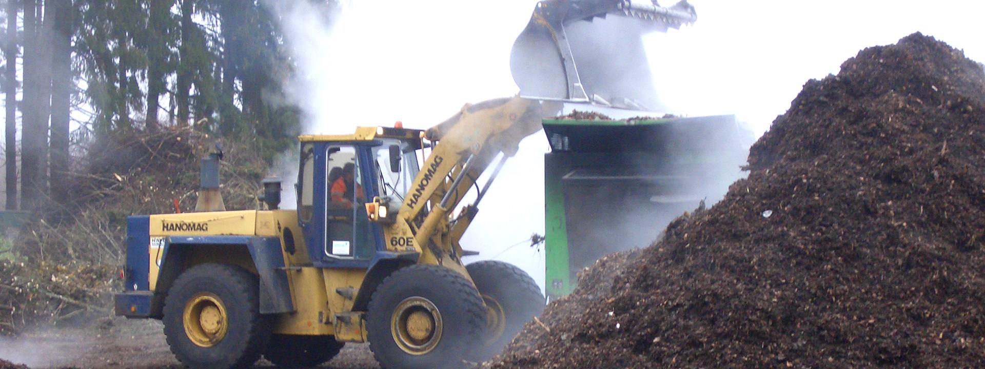 Kompostierung - Werner